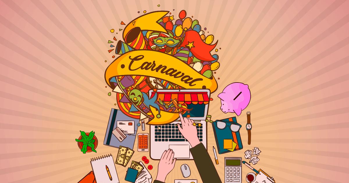 Marketing no carnaval: saiba como impulsionar suas vendas nessa data