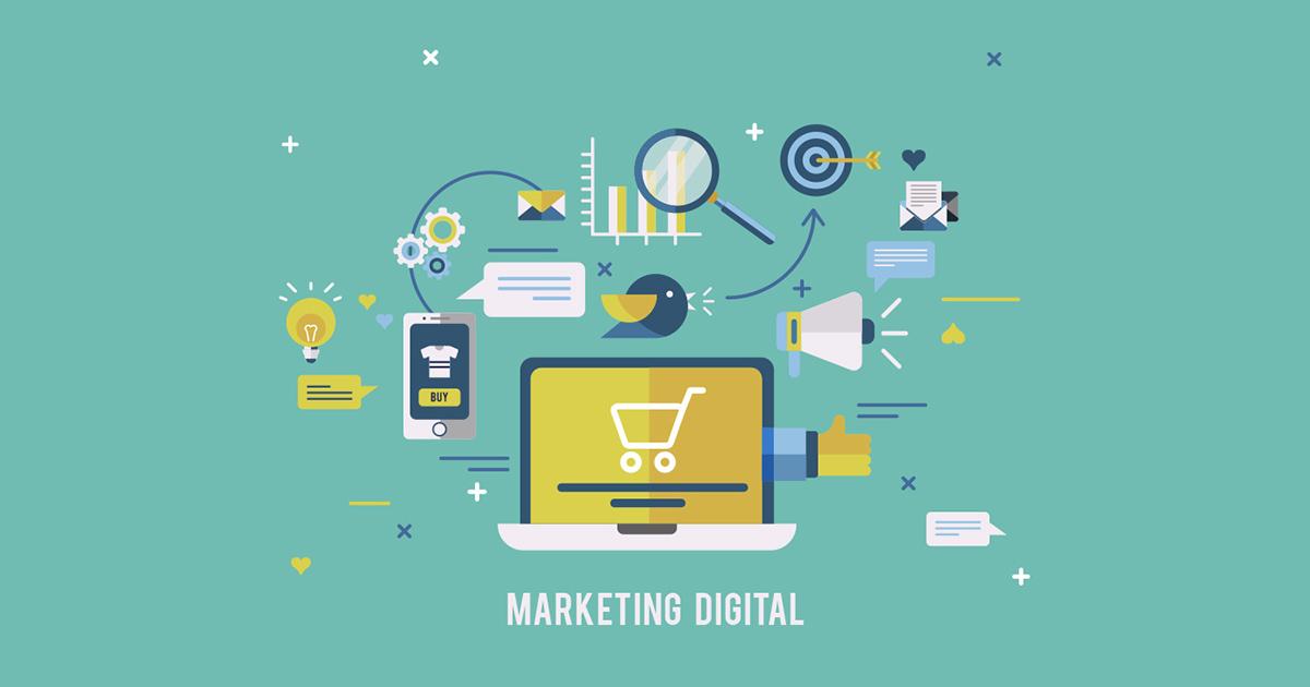 Marketing Digital para Serviços Tecnológicos - Onflag